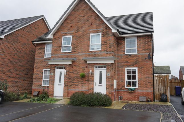 Thumbnail Semi-detached house to rent in Town End Drive, Doncaster