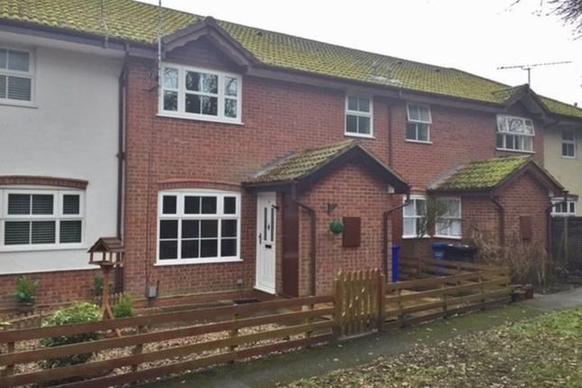 1 bed terraced house for sale in Queensbury Place, Blackwater, Camberley