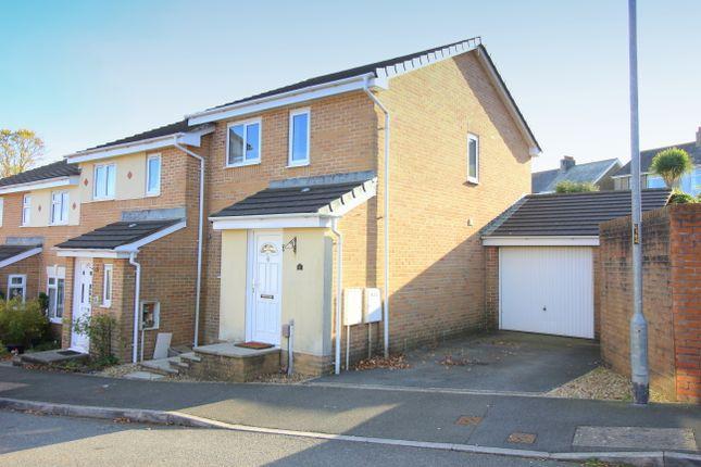 Thumbnail End terrace house to rent in Ashton Way, Saltash