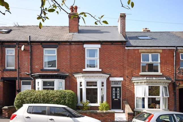 Thumbnail 3 bed terraced house for sale in Murray Road, Greystones