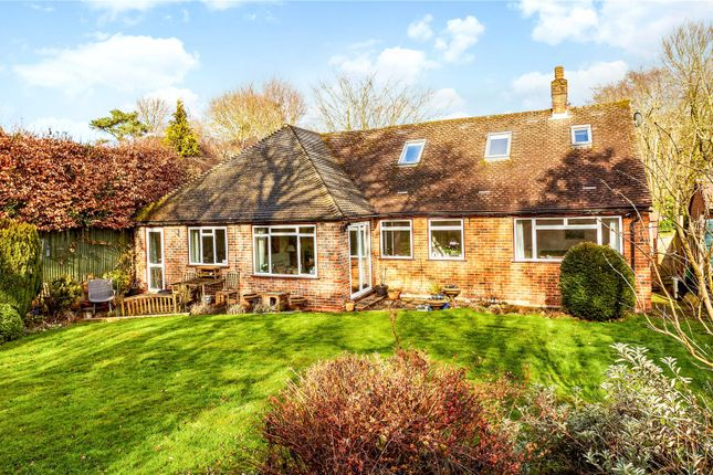 Thumbnail Detached bungalow for sale in Nightingale Lane, Ide Hill, Sevenoaks