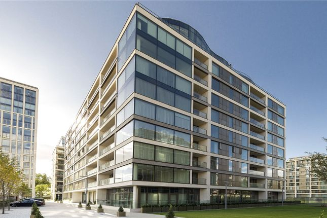 Thumbnail Flat for sale in Thomas Earle House, Warwick Lane, London