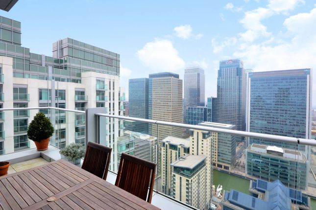 Thumbnail Flat for sale in Pan Peninsula Square, Canary Wharf