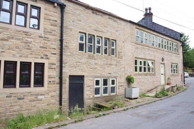 Thumbnail Terraced house for sale in 3A Lane Bottom, Ogden, Newhey, Rochdale