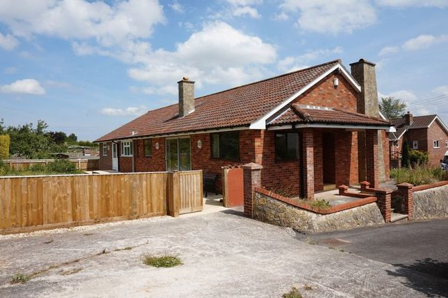 Thumbnail Bungalow for sale in Maunsel Road, North Newton, Bridgwater