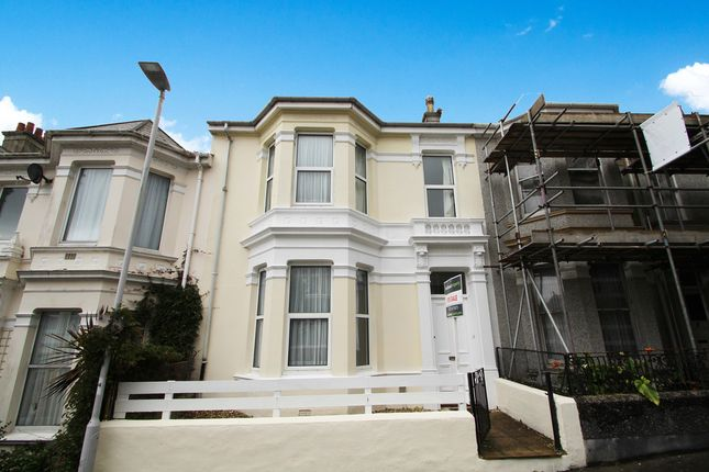 Thumbnail Terraced house for sale in Diamond Avenue, Plymouth