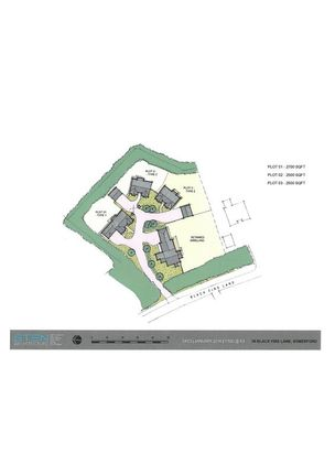 Thumbnail Land for sale in Black Firs Lane, Somerford, Congleton