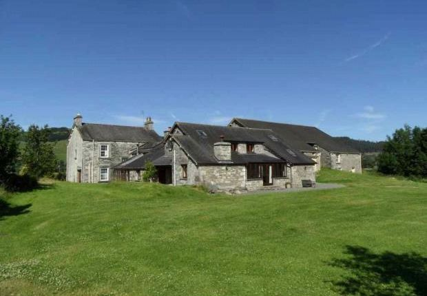 Thumbnail Equestrian property for sale in The Grove Farm., Witherslack, Grange-Over-Sands, Cumbria