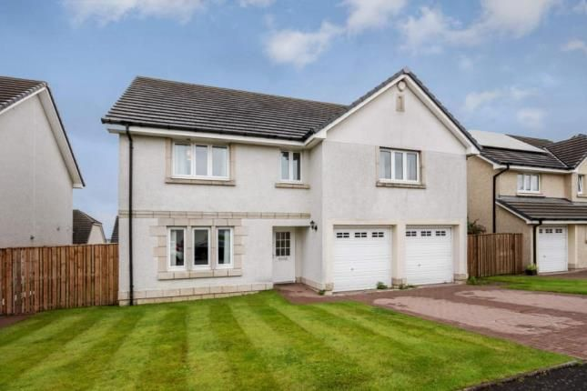 Thumbnail Detached house for sale in Cortmalaw Crescent, Robroyston, Glasgow