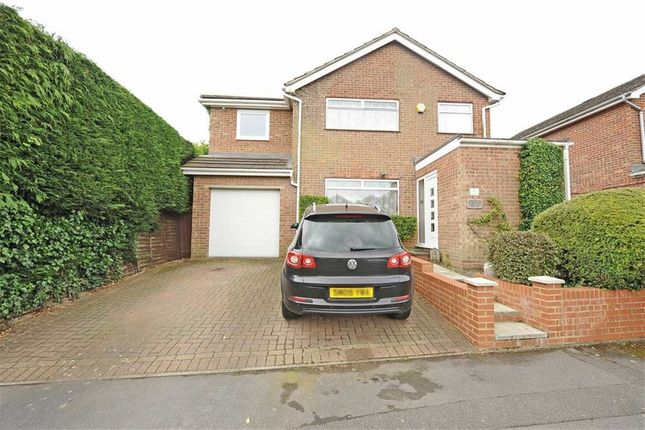 Thumbnail Detached house for sale in Sandy Close, Wellingborough