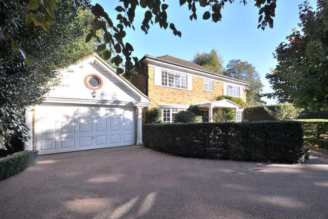 Thumbnail Detached house for sale in Prince Consort Drive, Chislehurst, Kent