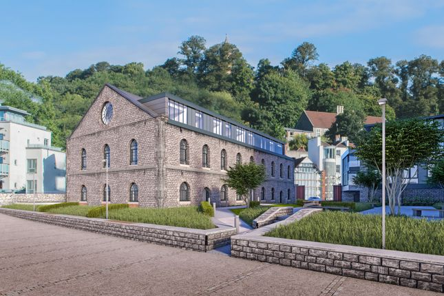 Thumbnail Flat for sale in Oculus House, Brandon Yard, Lime Kiln Road, Bristol