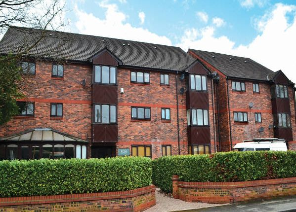 Thumbnail Block of flats for sale in Rena Court, Sparth Lane, Greater Manchester