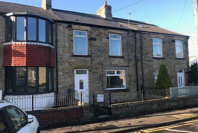 Thumbnail Terraced house to rent in Durham Road, Leadgate, Consett