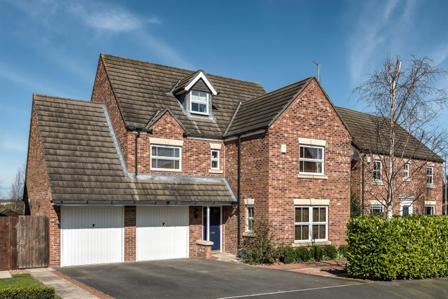 Thumbnail Detached house for sale in Sandwath Drive, Church Fenton, Tadcaster