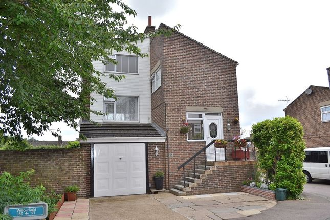 Thumbnail Detached house for sale in Willowfield, Harlow