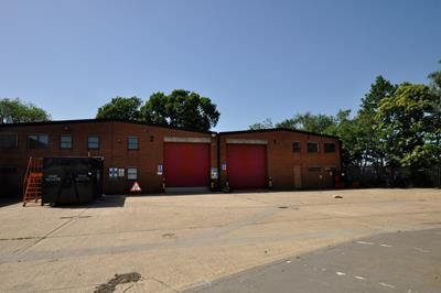 Thumbnail Light industrial to let in Unit 1-2, Forgewood Industrial Estate, Crawley