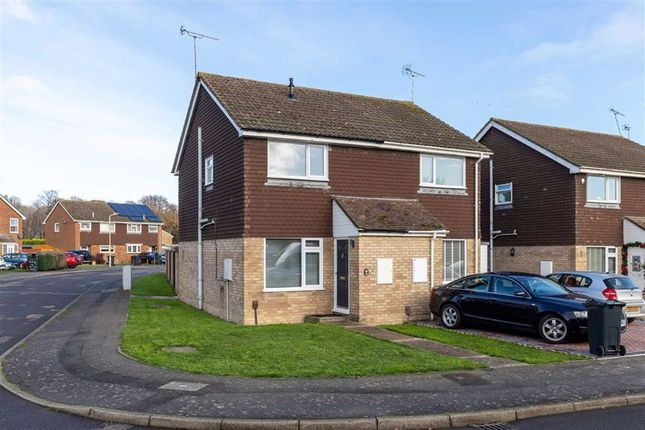 2 bed semi-detached house for sale in Southbourne, Ashford, Kent TN23