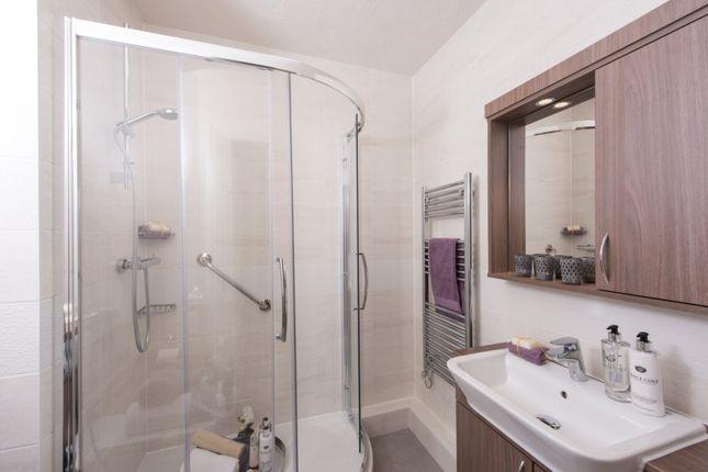 Shower Room of Kings Lodge, 71 King Street, Maidstone, Kent ME14