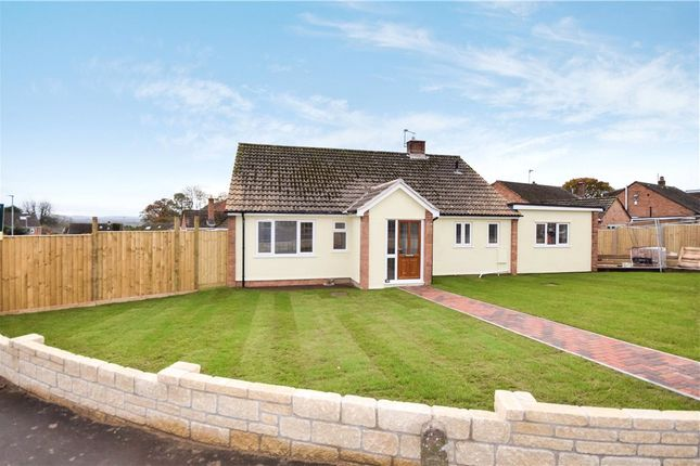 Thumbnail Detached bungalow for sale in Beaconfield Road, Yeovil, Somerset