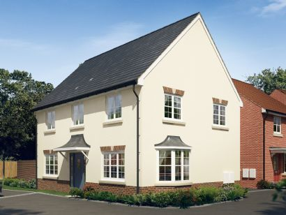 Thumbnail Detached house for sale in Regents Place, Kingsway, Gloucester, Gloucestershire