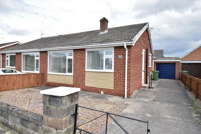 Thumbnail Semi-detached house for sale in Newton Drive, Thornaby, Stockton-On-Tees