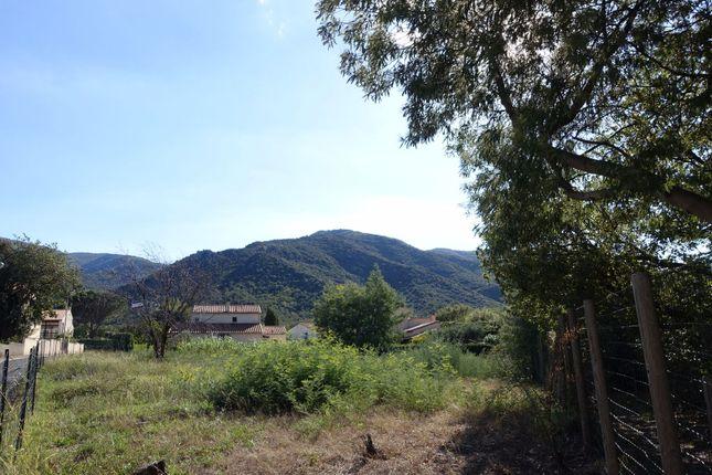Thumbnail Land for sale in Laroque-Des-Albères, Pyrénées-Orientales, Languedoc-Roussillon