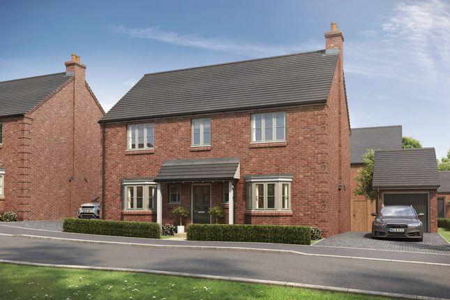 Thumbnail Detached house for sale in Plot 5 - The Chesnut, Wood Lane, Gedling, Nottingham