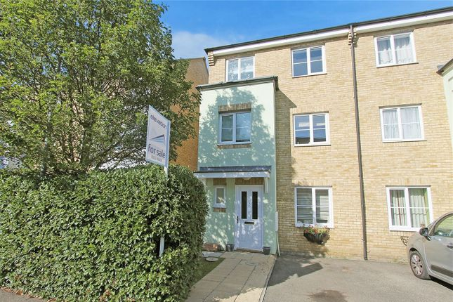 Thumbnail Semi-detached house for sale in Wellbrook Way Cambridge, Cambridge