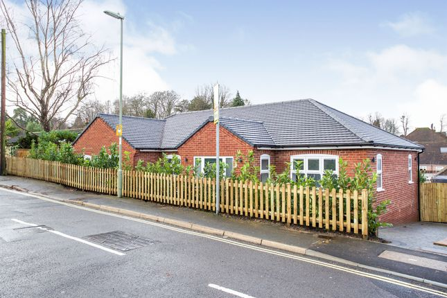 Thumbnail Detached bungalow for sale in High Street, West End, Southampton