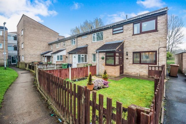 Thumbnail End terrace house for sale in Threshers Drive, Willenhall