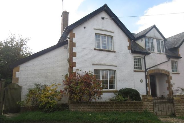 Thumbnail Terraced house to rent in Thorney, Langport