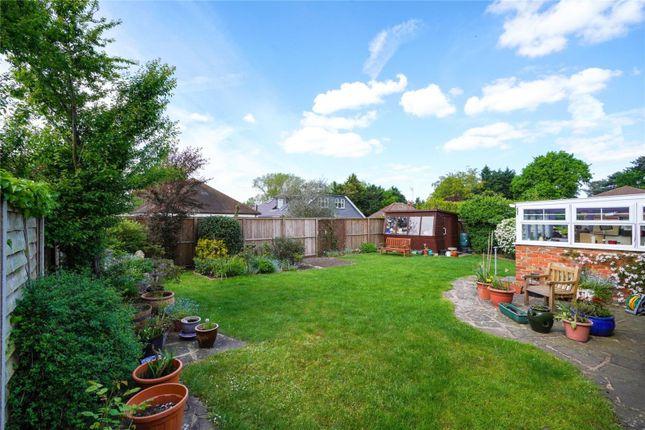 Rear Garden of Hogshill Lane, Cobham, Surrey KT11