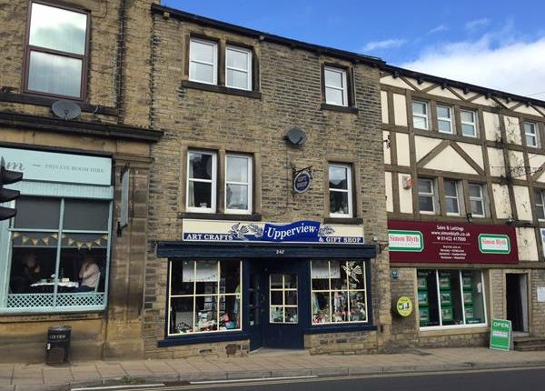 Thumbnail Retail premises for sale in Halifax Road, Ripponden, Sowerby Bridge