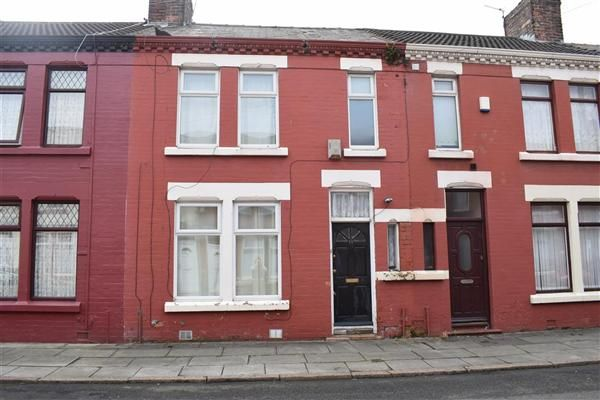 3 bed terraced house to rent in Edington Street, Wavertree, Liverpool