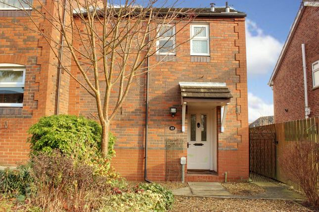 Thumbnail End terrace house to rent in Wingfield Way, Beverley