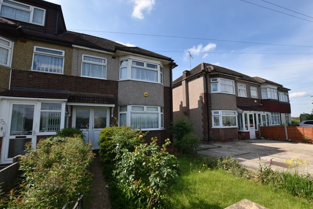 Thumbnail Terraced house to rent in Billet Road, Chadwell Heath, Romford