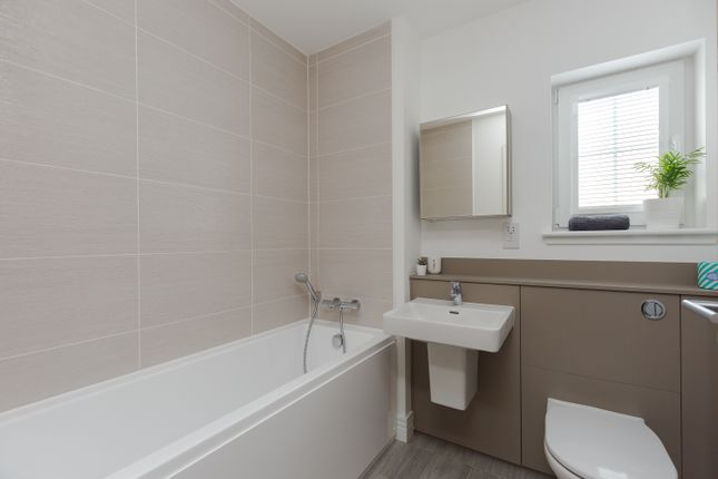 Bathroom of King's View Crescent, Ratho EH28