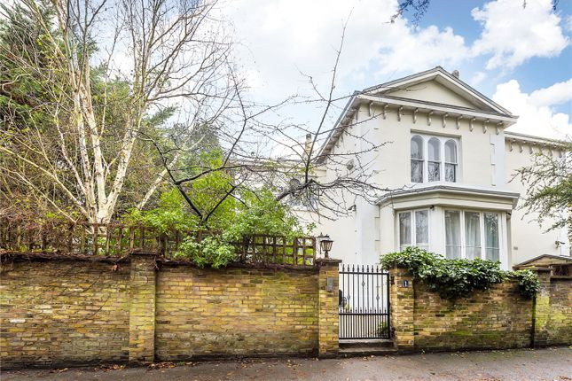 Thumbnail Detached house for sale in South Terrace, Surbiton