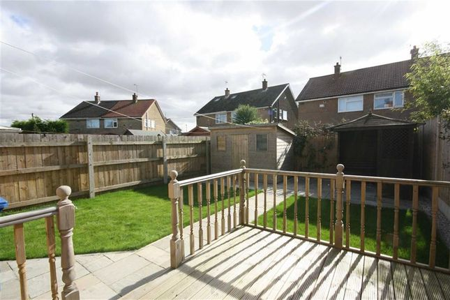 Thumbnail Semi-detached house to rent in Bishop Temple Court, Hessle