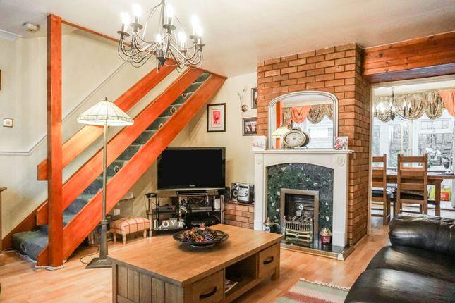 Living Room of Broadway, Finchfield, Wolverhampton WV3