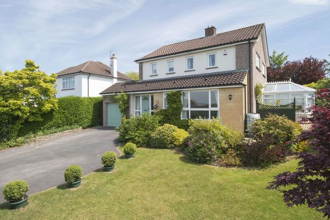 Thumbnail Detached house for sale in Wellsway, Keynsham, Bristol