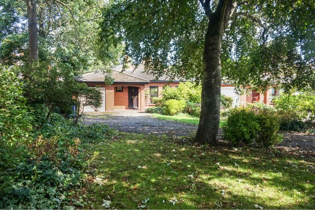 Thumbnail Detached bungalow for sale in The Spinney, Grimsby