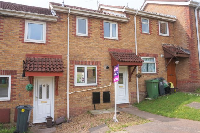 Thumbnail Terraced house for sale in Brenig Close, Cardiff