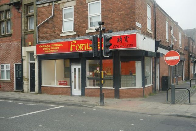 Commercial property for sale in Fortune's Chinese Takeaway, 118 High Street West, Wallsend