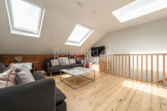 Thumbnail Flat to rent in Eastwood Street, London