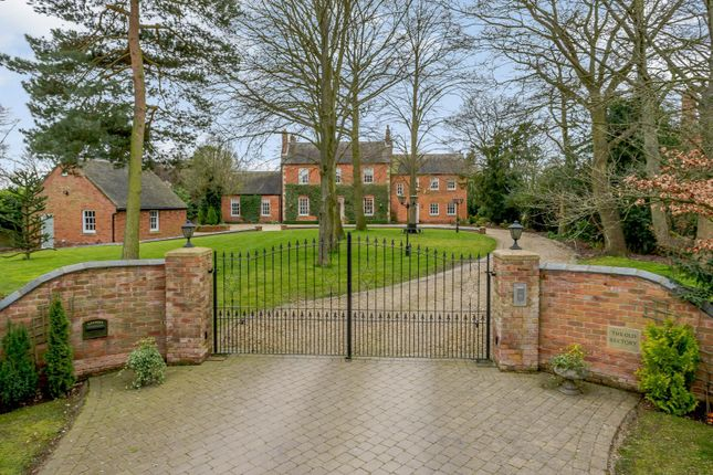 Thumbnail Property for sale in Old Rectory, Harlaston, Staffordshire