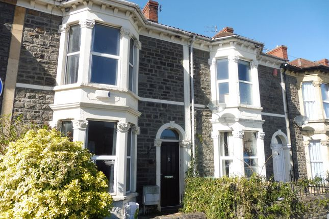 Thumbnail Terraced house for sale in South Road, Kingswood, Bristol