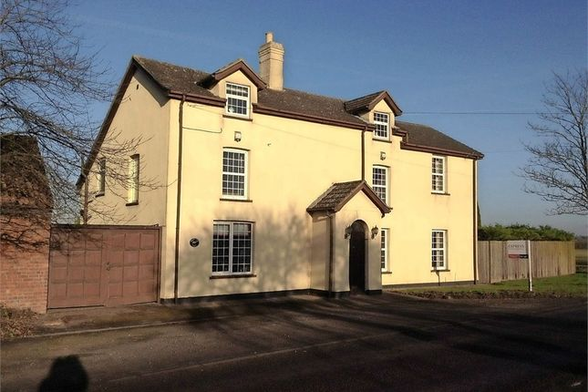 Thumbnail Detached house for sale in Rand, Market Rasen, Lincolnshire