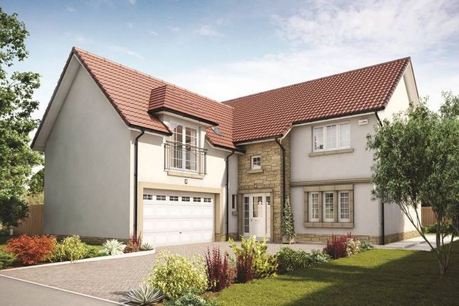 "Thumbnail Detached house for sale in ""The Melville"" at Wilkieston Road, Ratho, Newbridge"